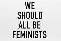 we should all be feminists / feminism // feminism in Poland // feminism in Europe // international feminism // women // women' rights