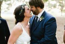 In Love: Brides + Grooms