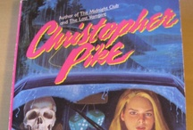Christopher Pike / Collection of Christopher Pike books