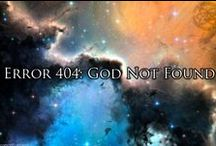 Anti-theist, Because I care. / by Pin Div@