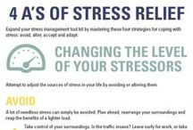 Stress Relief/Management / by My Family Caregiver