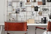 Inspiration | W O R K S P A C E | / Inspiration for our workspace
