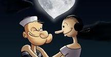 Valentines Day / Cartoon - Comic Love Website: www.cartoonartparody.com