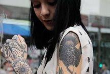 Tattoos / by Makenzie Pelletier