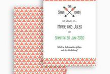 Hochzeit I Save-the-date
