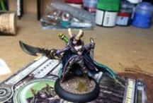 Hobby / A board to showcase our amazing audience's painted WARMACHINE and HORDES models!