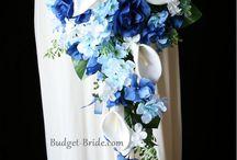 My Dream Wedding / A royal blue wedding / by Camille Wallace