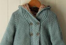 Tricots / Beaux ouvrages, belles laines et jolis points de tricot