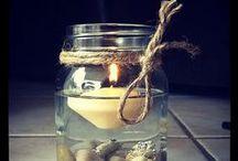 Mason Jar Crafts / DIY Mason Jar Crafts