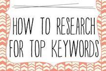 Blog Marketing / Marketing Tips for Blogging