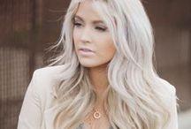 Hair / Gorgeous hair styles...cut, color, curls, braids...