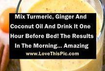 Health Nut / Healthy Food & Drinks