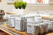Gatherings / We love entertaining, so here's some ideas to have the perfect gathering!