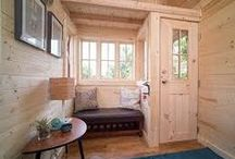 Ideas for Tiny House Living / Getting ideas for decorating and living in my Tiny House