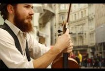 Chaocity Project / Documentary about street musicians in Istanbul