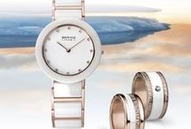 Style it / Beautiful combination of watch and ring.