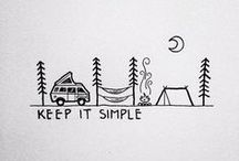 Minimalism / Minimalism, minimal life, minimal lifestyle, simple life, experiences not things, materialism, simple, minimal, minimalist, simplify, mental well being, enjoy life