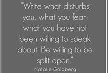 Cytaty o pisaniu