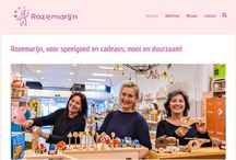 www.Rozemarijn.nl / Speelgoed, cadeaus en natuurlijk textiel In prachtige kleuren en natuurlijke materialen www.rozemarijn.nl