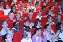 Rattenvanger van Hamelen - 2009 / In samenwerking met het jeugd symphonieorkest Het Jong. Burgemeester Cor de Vos van Nieuwegein speelde in deze voorstelling de rol van Burgemeester van Hamelen.
