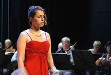 Dido en Aeneas / Dido en Aeneas - opera van Purcell met het Nieuwegeins Kamerkoor, Barok orkest, dansgroep en solisten van het conservatorium - 2012. Foto's: Ton Habets.