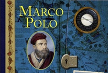 Historical Notebooks / Interactive introductions to some of history's greatest characters. Accessible and inviting! / by Candlewick for the Classroom