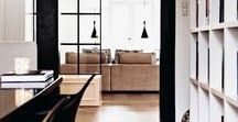 INTERIOR DESIGN / Subjective selection of beautiful living space.