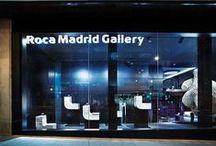 Roca Madrid Gallery / Galeria Roca w Madrycie,  innowacyjne miejsce, które ma być przestrzenią do poznawania i odkrywania świata łazienek, w którym kluczową rolę odgrywa technologia. / by ROCA POLSKA