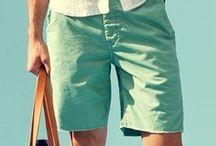 Loving the fashion (men) / My fashion likes*