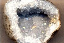 minerals & gemstones / by Peggy Worley