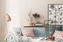 Living Room Ideas / Interior design ideas, furniture and colour schemes