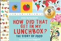 Food / National School Lunch Week is celebrated each October. Share these food focused titles with your students then and all year long.
