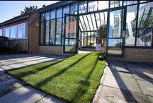 BRANDING // Det Grønne Iværksætterhus / Forskerparken Scion DTU står i spidsen for Det Grønne Iværksætterhus, som tilbyder udviklings- og vækstmiljø for grønne iværksættere. Cumuli fik til opgave at fremme det, der skal ske på stedet ved at udvikle hjemmeside og stå for indretning af de nye lokaler på DTU Risø Campus i Roskilde. Både web og rum blev udformet med fokus på stedets fysiske faciliteter, rådgivning og muligheder for kompetenceudvikling.