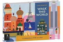 Cultural Books for Kids / These are all great books that teach children about cultures and languages in different parts of the world.