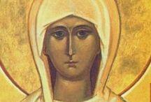 Holy women / by Katarina Koskivaara