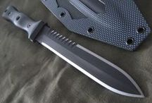Cold Steel / by Mark11340