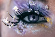 Eye Artistry / Stunning, dramatic and high fashion all the way.  No holds barred! / by L Gray