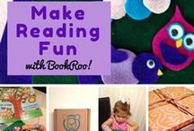 Kids Books / Books my kids would enjoy and book-related crafts and fun.