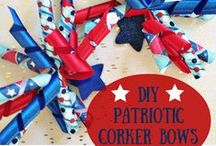 4th of July / 4th of July crafts, recipes and more