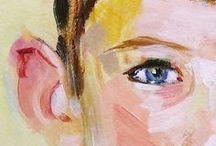 Niños COLOR arte / Representacion de niños en cualquier formato artístico, incluyendo la ilustración / by Ludoterapia Autocreadora AC