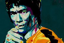 Bruce Lee / Martial Art Icon