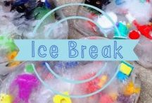Summertime Fun / Fun in the sun ideas and crafts for the kids that are perfect in the summer.