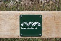 BRANDING // Geopark Odsherred / Det unikke istidslandskab i Odsherred har gennem tiderne haft indflydelse på kulturhistorien, det har tiltrukket kunstnere og skabt grobund for dyrkning af råvarer af en særlig kvalitet. Området modtog i september 2014 den officielle Unesco-udnævnelse som geopark. Cumuli har udviklet visuel identitet og skiltelayout til Geoparken.