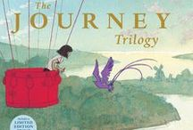 Journey Trilogy / Aaron Becker, creator of Journey, a Caldecott Honor book, presents the next chapter in his stunning wordless fantasy. Publishing this month - August #journey #aaronbecker #quest #caldecott