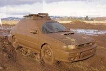 Mud Loves Subaru