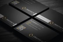 Business Card / Business Card, Graphic Design