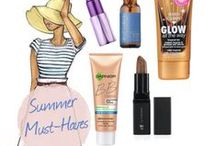 Skincare & Makeup / Makeup ideas and skincare products to try