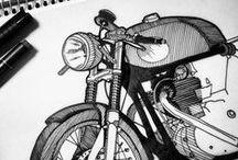 Moto Sketch