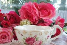 Nanna's Rose Cottage. / pins which are of romantic, vintage and rosy style for a cottage. / by Jenni Jordan
