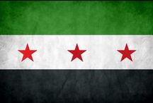 Syrian  Opposition / Terrorist Islamist fighters in Syria and their supporters